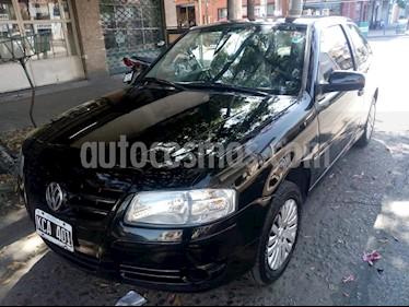 Volkswagen Gol 3P 1.4 Power usado (2011) color Negro precio $260.000