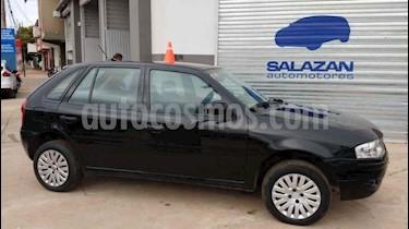 Volkswagen Gol 5P 1.4 Power Full usado (2012) color Negro precio $315.000