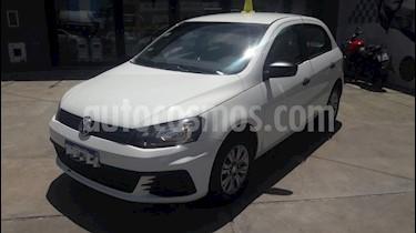 Volkswagen Gol 5P 1.6 Mi GL usado (2017) color Blanco precio $520.000