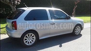 Volkswagen Gol 3P 1.6 Power usado (2008) color Gris Plata  precio $220.000