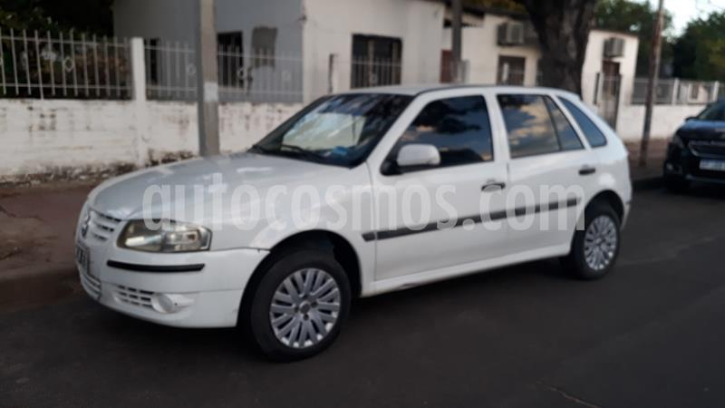 Volkswagen Gol 5P 1.4 Power Full usado (2013) color Blanco Cristal precio $450.000