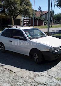 Volkswagen Gol 3P 1.6 GLD usado (1997) color Blanco precio $60.000
