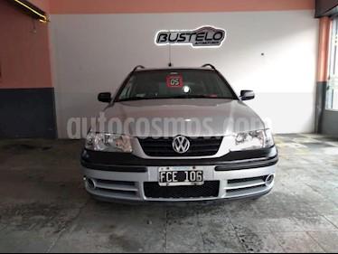 Volkswagen Gol 3P 1.6 CL usado (2005) color Gris Claro precio $164.900