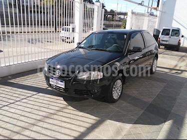 Volkswagen Gol 3P 1.4 Power Full usado (2013) color Gris Vulcano precio $350.000