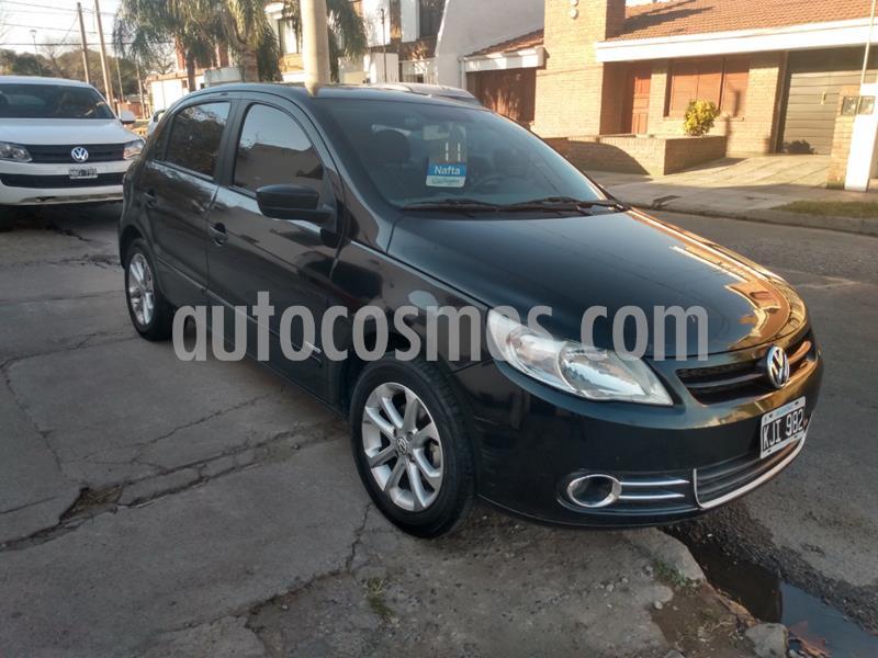 Volkswagen Gol 3P 1.6 Power Plus usado (2011) color Negro precio $470.000