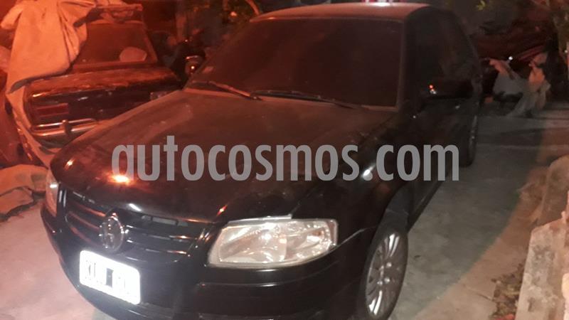 Volkswagen Gol 5P 1.4 Power Full usado (2011) color Negro precio $480.000