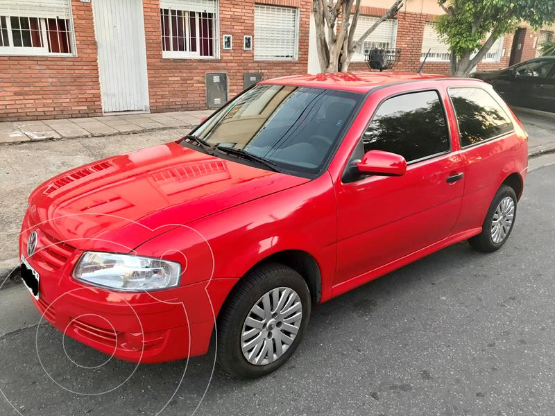 Volkswagen Gol 3P 1.4 Power usado (2013) color Rojo precio $600.000