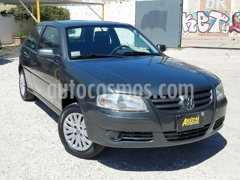 Volkswagen Gol 3P 1.4 Power usado (2012) color Gris Oscuro precio $335.000