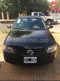Volkswagen Gol 5P 1.6 Power usado (2007) color Negro precio $180.000