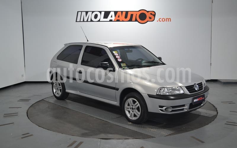 Volkswagen Gol 3P 1.6 Comfortline usado (2005) color Gris Plata  precio $415.000