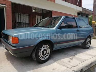 Volkswagen Gol 3P 1.6 GL Ac usado (1995) color Celeste precio $79.000