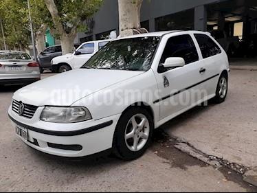 Volkswagen Gol 3P 1.6 GL usado (2000) color Blanco precio $120.000