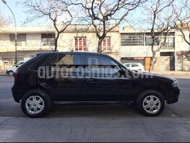 Volkswagen Gol 5P 1.6 Mi GL usado (2007) color Negro precio $240.000