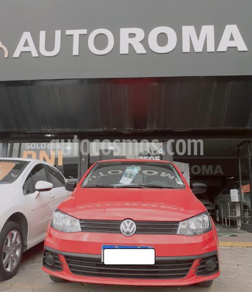 Volkswagen Gol 5P 1.6 Mi GL usado (2017) color Rojo precio $720.000