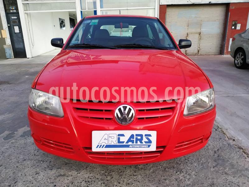 Volkswagen Gol 3P 1.4 Power usado (2011) color Rojo precio $368.000