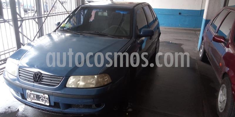 Volkswagen Gol 5P 1.9 DSL Power Full usado (2000) color Azul precio $125.000