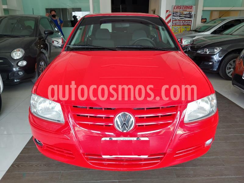 Volkswagen Gol 3P 1.4 Power usado (2011) color Rojo precio $405.000
