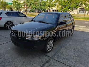 Volkswagen Gol 5P 1.4 Power Full usado (2013) color Negro precio $450.000