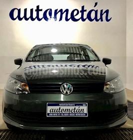 Foto Volkswagen Gol 5P 1.6 GL Plus usado (2014) color Gris Oscuro precio $11.111.111
