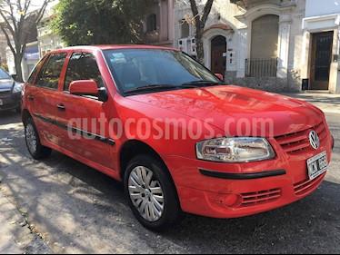 Volkswagen Gol 5P 1.4 Power Full usado (2013) color Rojo precio $375.000