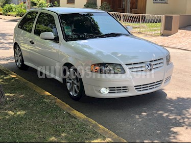 Volkswagen Gol 3P 1.4 Power Full usado (2012) color Blanco precio $322.000