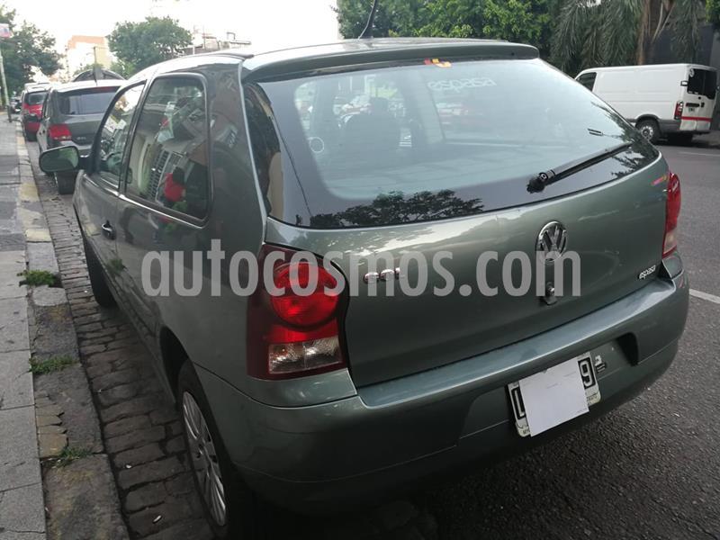 Volkswagen Gol 3P 1.4 Power Full usado (2012) color Plata precio $520.000