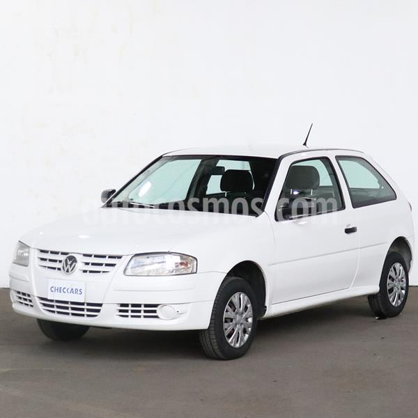 Volkswagen Gol 3P 1.4 Power usado (2013) color Blanco precio $505.000
