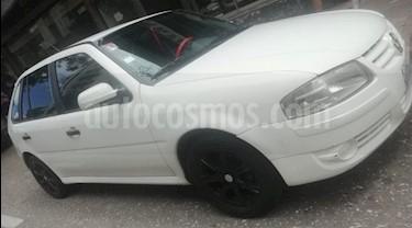 Volkswagen Gol 5P 1.4 Power usado (2012) color Blanco precio $249.500