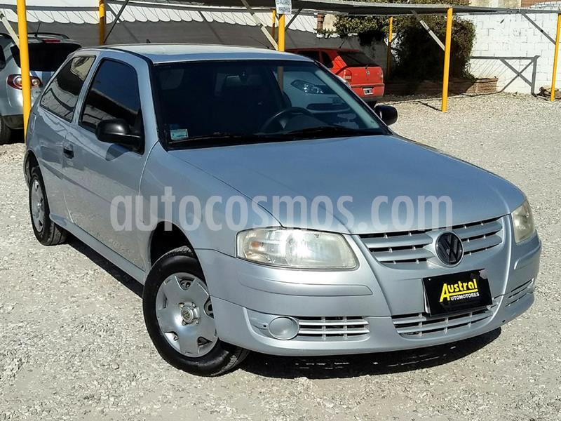 Volkswagen Gol 3P 1.6 GL Ac usado (2009) color Gris Claro precio $260.000