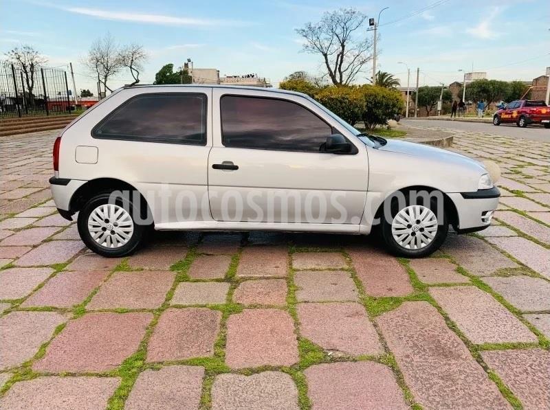 Volkswagen Gol 3P 1.0 usado (2005) color Blanco precio $230.000
