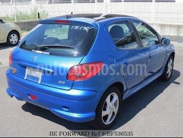 Volkswagen Gol 3P 1.6 Trendline usado (2018) color Azul precio $460.000