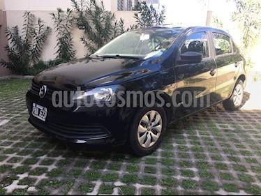 Volkswagen Gol 5P 1.6 GL Plus usado (2016) color Negro precio $480.000