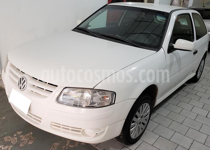 Volkswagen Gol 3P 1.4 Power usado (2013) color Blanco Cristal precio $385.000