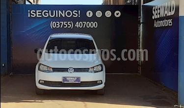 Volkswagen Gol GOL 1.6 5 P TREND L/17 SPORTLIN usado (2016) color Blanco precio $620.000