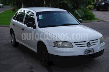 Volkswagen Gol 5P 1.6 Power usado (2008) color Blanco precio $200.000