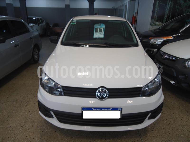 Volkswagen Gol 5P 1.6 Mi GL usado (2017) color Blanco precio $880.000