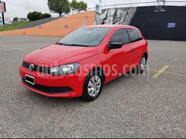 Volkswagen Gol 5P 1.6 GL Plus usado (2013) color Rojo precio $340.000
