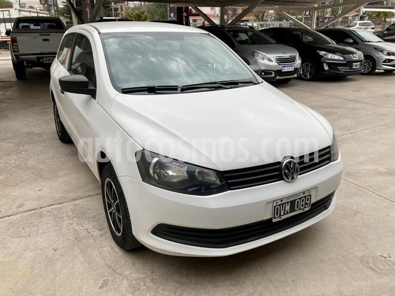 Volkswagen Gol 5P 1.6 Mi GL usado (2015) color Blanco precio $615.000