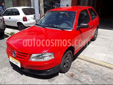 Volkswagen Gol 3P 1.6 CLi usado (1999) color Rojo precio $82.000