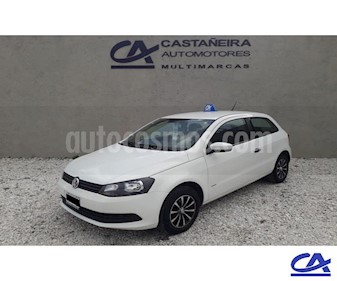 Volkswagen Gol 5P 1.6 GL Plus usado (2014) color Blanco precio $478.000