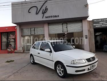Volkswagen Gol 3P 1.6 GL usado (2000) color Blanco precio $165.000