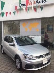Foto venta Auto Seminuevo Volkswagen Gol CL Seguridad (2018) color Plata precio $16,202