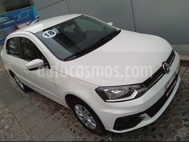 Foto venta Auto usado Volkswagen Gol CL Seguridad (2018) color Blanco Candy precio $165,000
