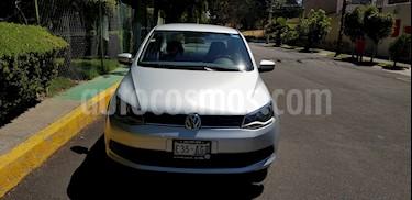 Foto venta Auto usado Volkswagen Gol CL Seguridad (2016) color Plata precio $134,900
