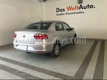 Foto venta Auto usado Volkswagen Gol CL Seguridad (2016) color Plata precio $120,000