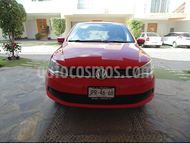 Foto venta Auto usado Volkswagen Gol CL Seguridad (2016) color Rojo Flash precio $130,000