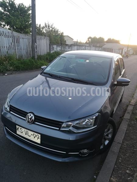 Volkswagen Gol 1.6 Trendline usado (2019) color Gris precio $6.300.000
