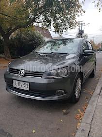 Volkswagen Gol 1.6 Trendline 5P usado (2016) color Gris precio $4.690.000