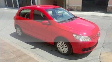 Volkswagen Gol CL usado (2012) color Rojo precio $80,000