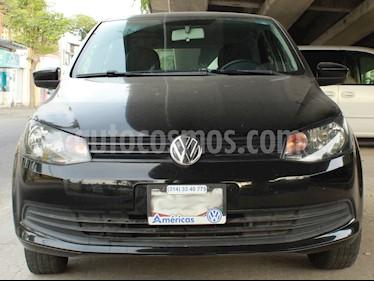 Foto venta Auto usado Volkswagen Gol CL (2015) color Negro precio $100,000